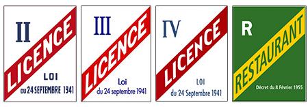 Licens-II-III-IV